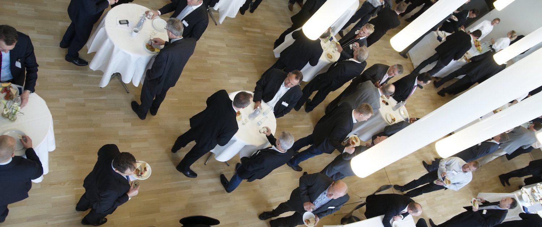 FIH ERHVERVSBANK SEMINAR FOR VIP-KUNDER EVENTBUREAU KØBENHAVN
