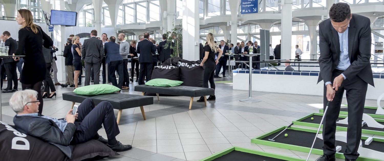 Deloitte Partnermøde eventbureau københavn