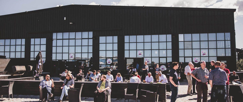 eventbureau københavn afdelingsmiddag fest
