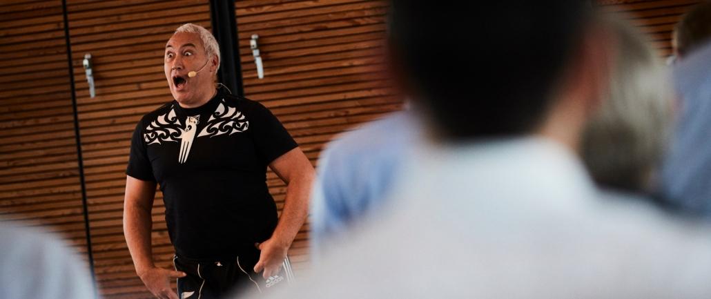 Partnermøde Båstad eventbureau københavn teambuilding haka