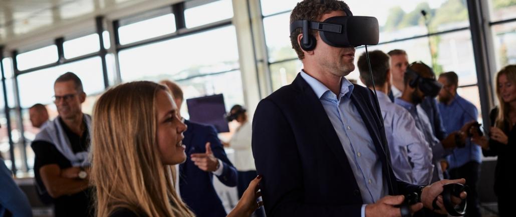 Partnermøde Båstad innovation lab VR eventbureau københavn