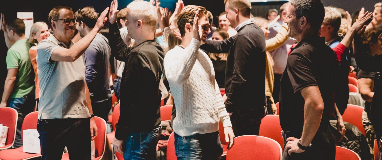 eventbureau københavn teambuilding kick off