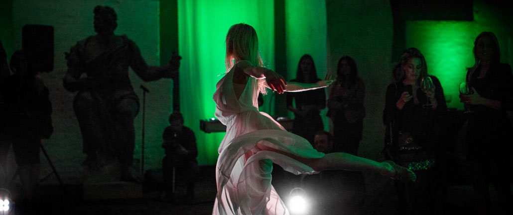 event ballet eventbureau københavn