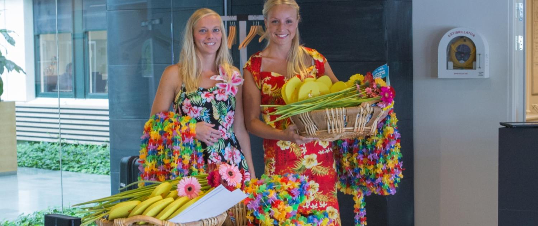Gn Group eventbureau københavn Docken Tiki festtema