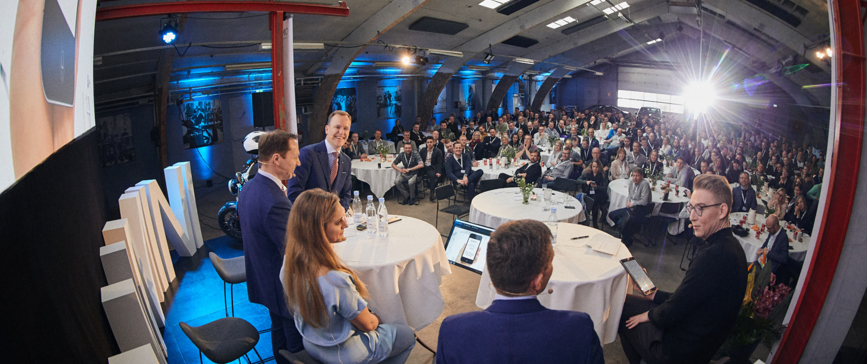 bmw kick off show eventbureau københavn