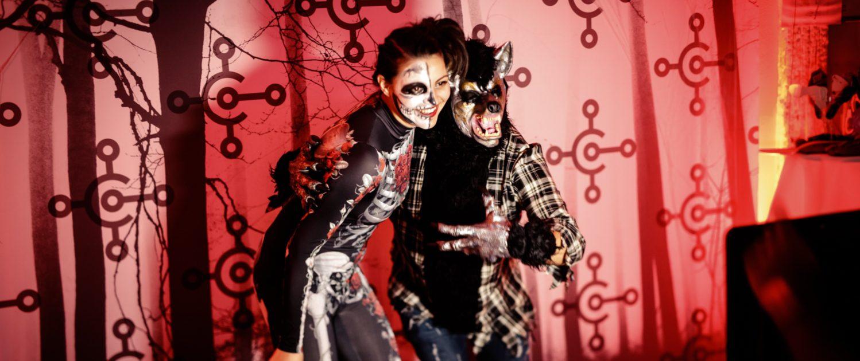Microsoft Halloween fest eventbureau københavn
