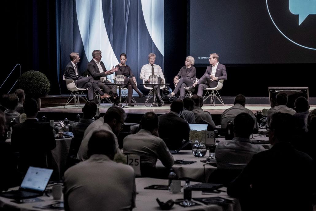 eventbureau københavn partnermøde konference