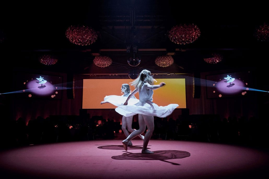 Firma event ballet dansere
