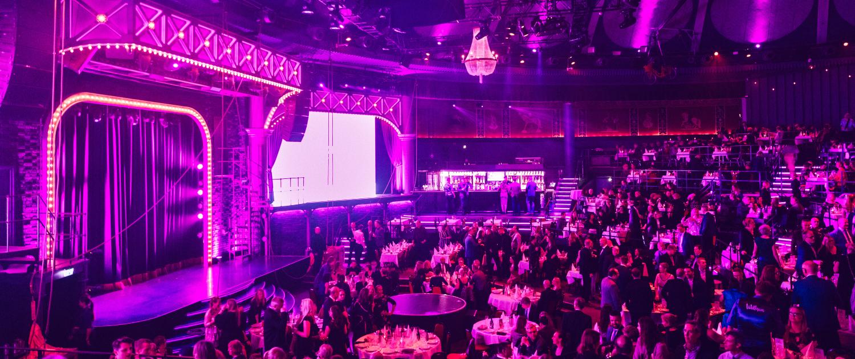Cirkusbygningen eventbureau københavn