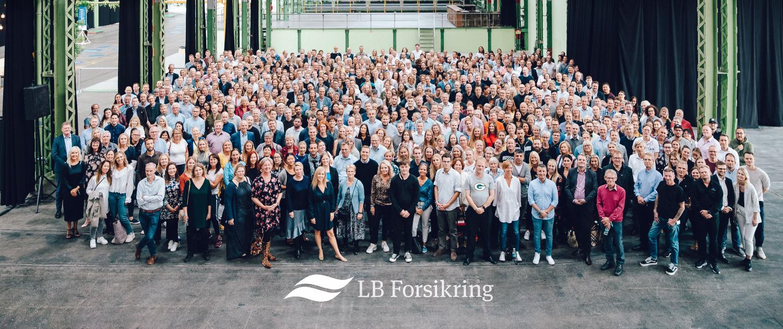 LB Forsikring - eventbureau københavn