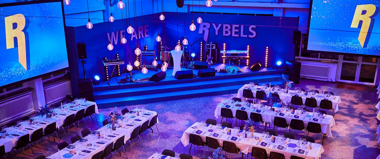 Rybels eventbureau københavn